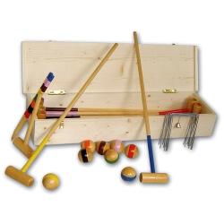 Croquet en bois