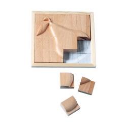 Puzzle en relief Poire
