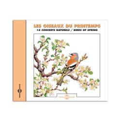CD Oiseaux du printemps