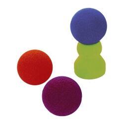 Balles pour golf en mousse