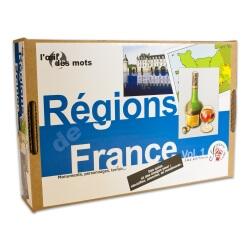 Régions de France volume 1