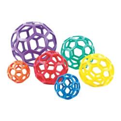 Balles alvéolées