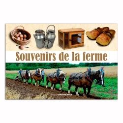 Livre Souvenirs de la ferme