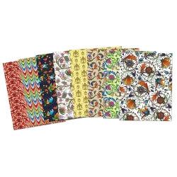 Papier décoratif grand format motifs florentins
