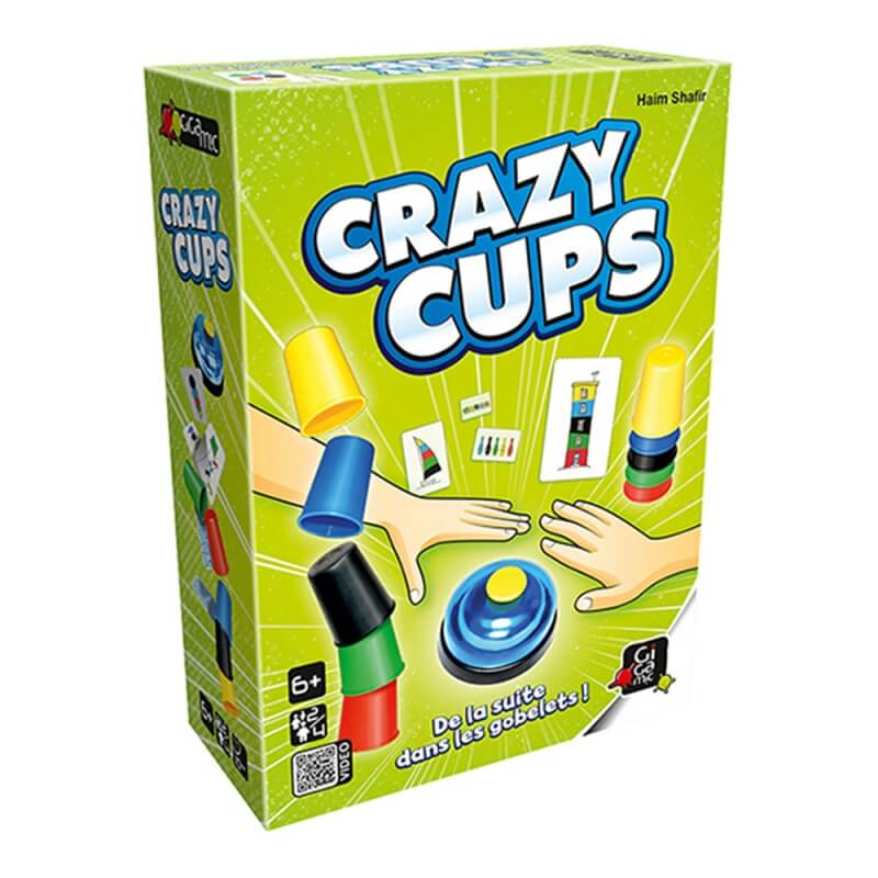 Le Crasy cups