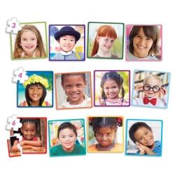 Puzzles les enfants – lot de 12