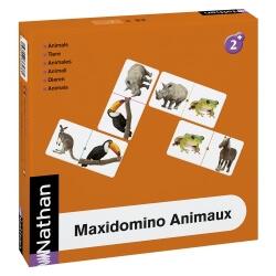 Maxidomino Animaux