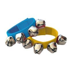 Bracelet de 4 grelots - la paire