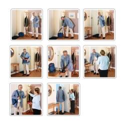 Images séquentielles : 6 et 8 images