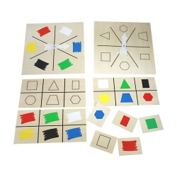 Loto formes et couleurs