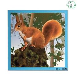 Puzzle L'écureuil