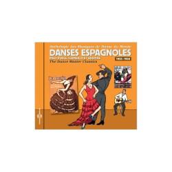 CD Danses espagnoles