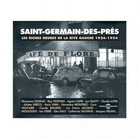 CD Saint-Germain des prés