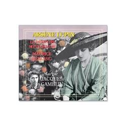Livre CD Arsène Lupin