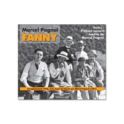 Livre CD Fanny