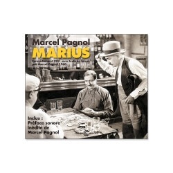 Livre CD Marius