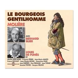 Livre CD Le bourgeois gentilhomme