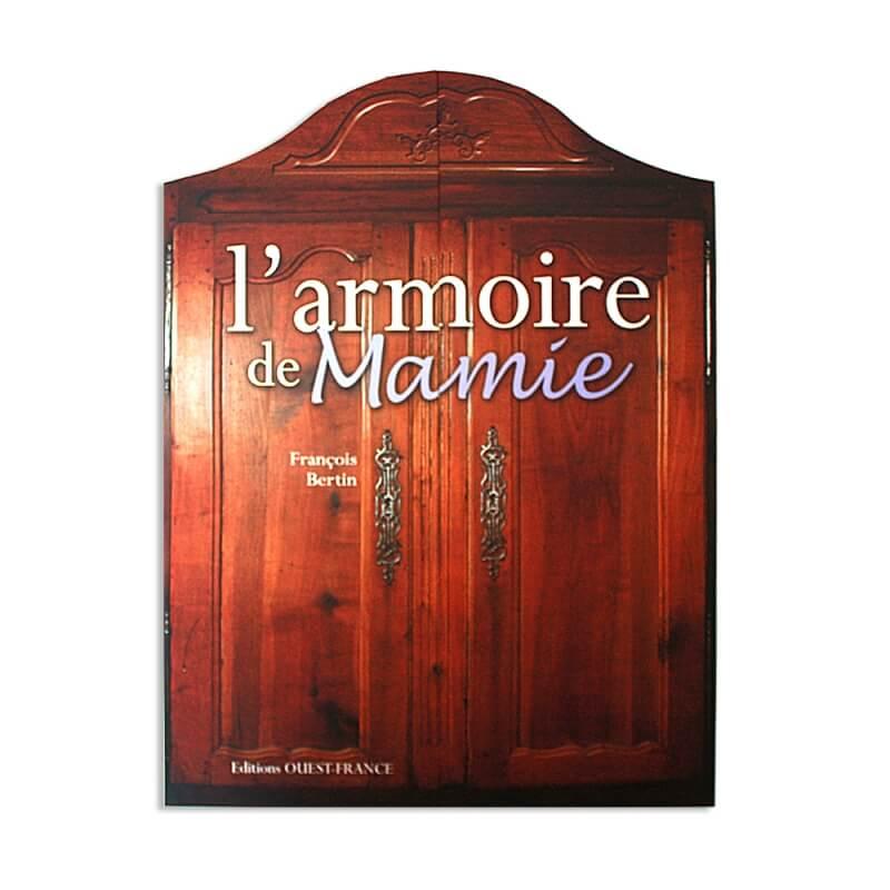 livre l 39 armoire de mamie. Black Bedroom Furniture Sets. Home Design Ideas