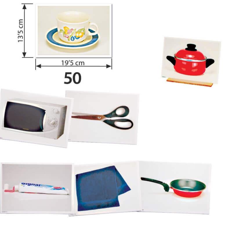 Imagier objets de la maison for Objets de la maison
