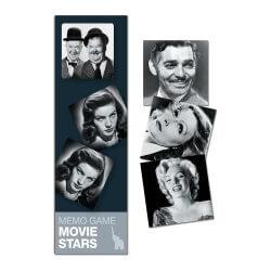 Mémo Stars de cinéma