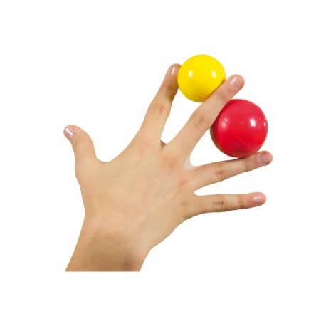 Balles d'exercices main-doigts