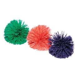 Balles tactiles en couleur
