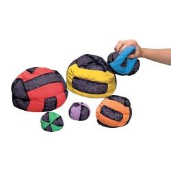 Balles tissu