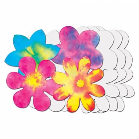 Papier diffuseur fleurs
