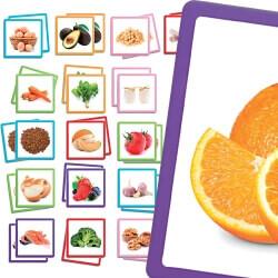 Maxi mémory  Aliments