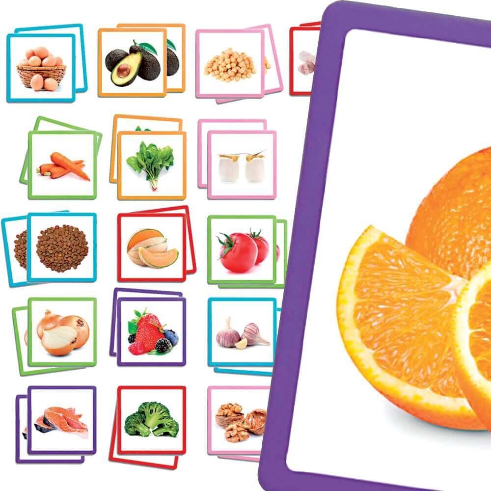 Célèbre Maxi-mémory Aliments XL51
