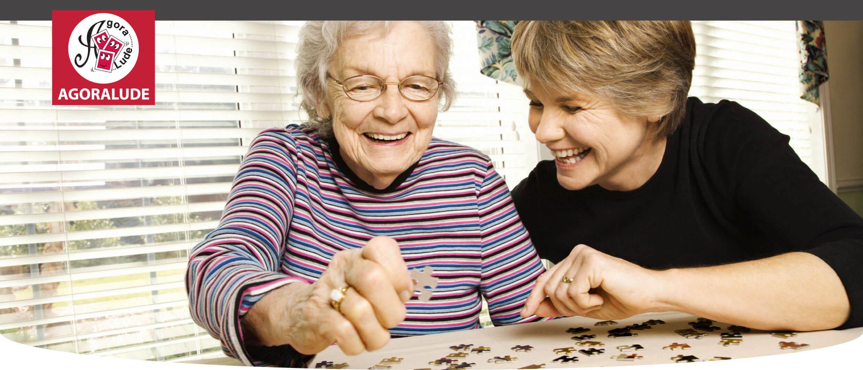 Sehr Jeux pour personnes atteintes de la maladie d'Alzheimer - Agoralude XE67
