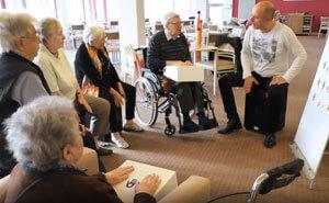 la pedagogie en maison de retraite