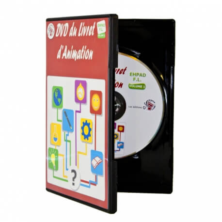 DVD du Livret d'animation