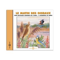 CD Le matin des oiseaux