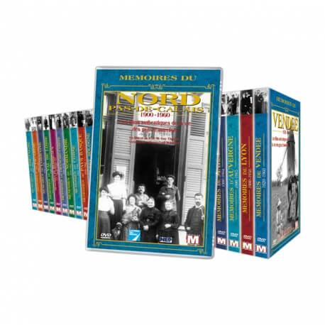 DVD Mémoires des régions
