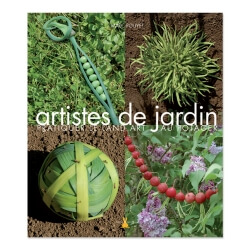 Livre Artistes de jardin