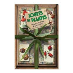 Livre Jouets de plantes