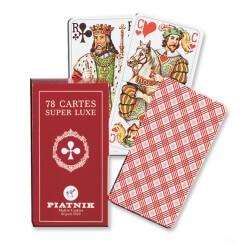 Jeu de Tarot - 78 cartes à jouer - Jeux de société classique