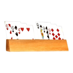 Pupitre pour cartes à jouer - Repose-cartes - Animation jeux en ehpad