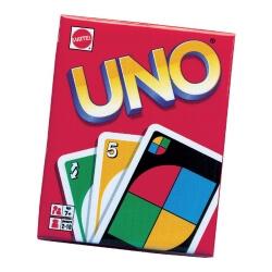 Uno - Jeu de société et de cartes pour petits-enfants et grands-parents