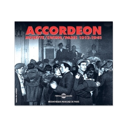 CD Accordéon Musette Swing Paris 1913-1941