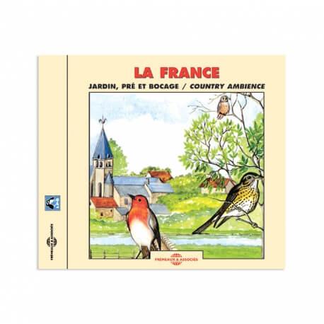 CD La France Jardin pré et bocage
