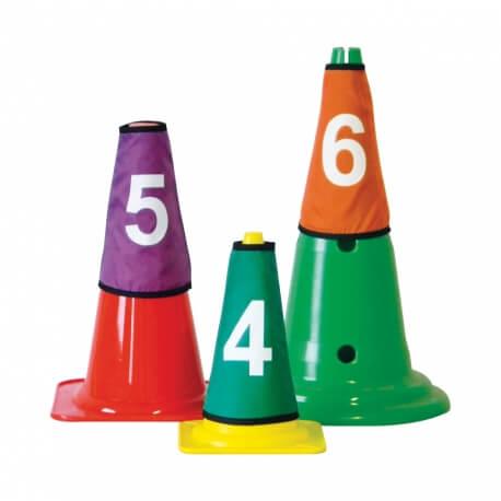 Numéros pour cônes