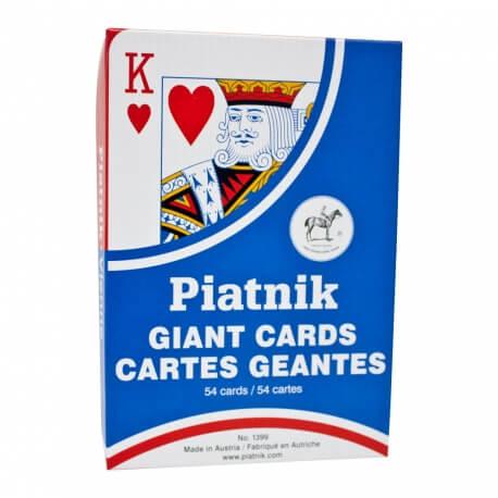 Cartes géantes