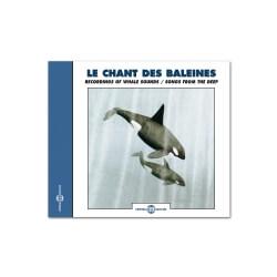 CD Le chant des baleines