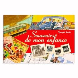 Livre Souvenirs de mon enfance