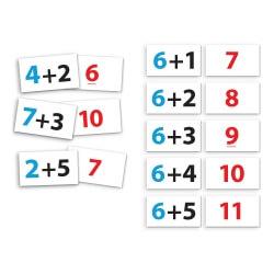 Cartes pour travailler les additions et les chiffres avec des seniors