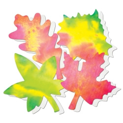 Papier diffuseur feuilles