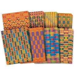 Papier décoratif grand format motifs africains