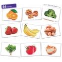 Imagier format moyen Aliments